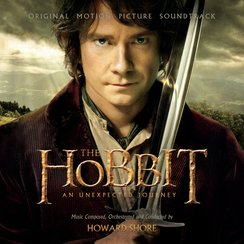 hobbit album cover howard shore