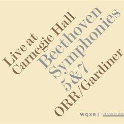 John Eliot Gardiner/ORR album cover