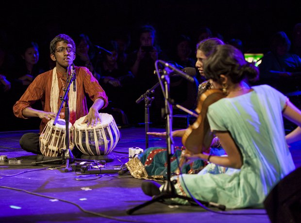 Henrietta Barnett School Carnatic Ensemble