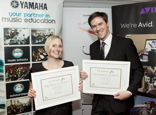 music teacher of the year winners