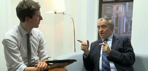 Valery Gergiev talks to Classic FM