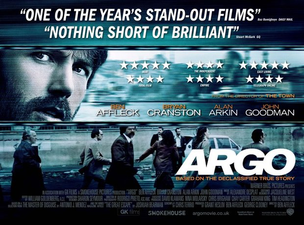 Argo soundtrack guide