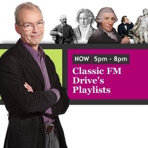 Classic FM Drive