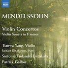 Tianwa Yang – Mendelssohn Violin Concertos