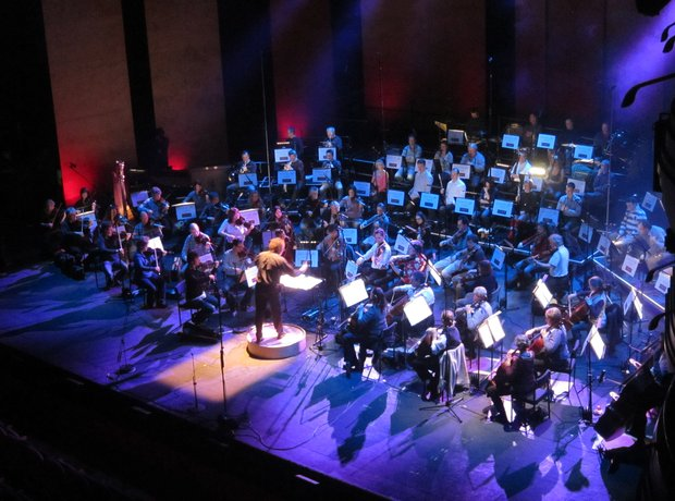 Classic FM Live 2013 Rehearsals