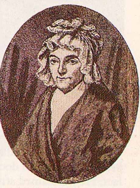 Maria Magdalena Keverich Beethoven's mother