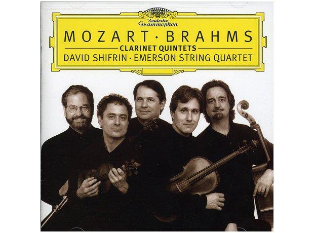 Mozart, Clarinet Quintet in A major, by David Shif