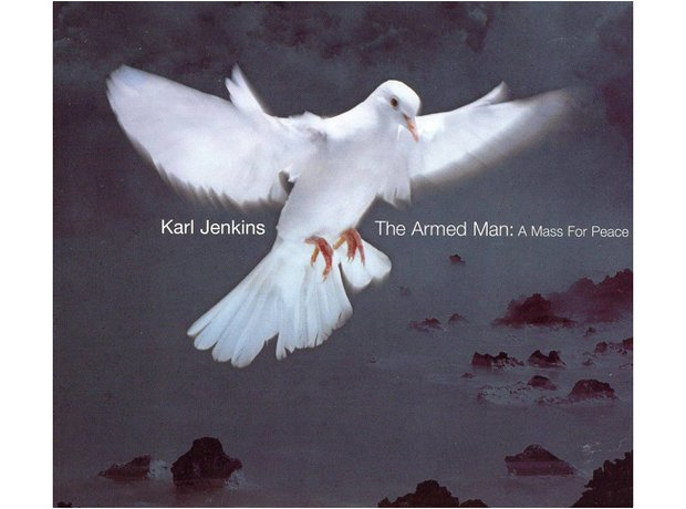 Jenkins The Armed Man (A Mass For Peace) album cover