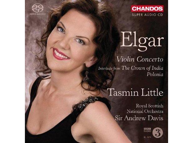 Elgar, Violin Concerto in B minor, by Tasmin Littl
