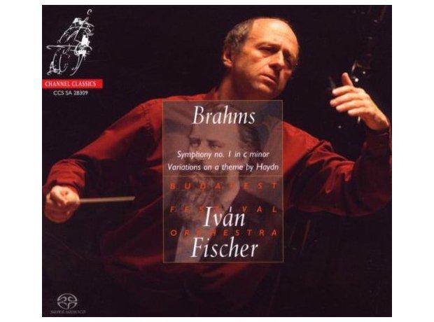 243 Brahms, Symphony No. 1, by Budapest Festival O