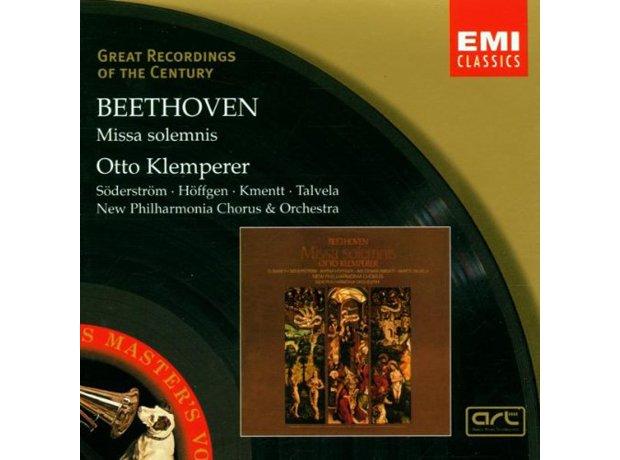273 Beethoven, Missa Solemnis, New Philharmonia Ch