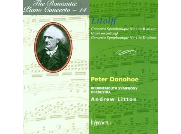 282 Litolff, Concerto Sinfonique No. 4, Peter Dono