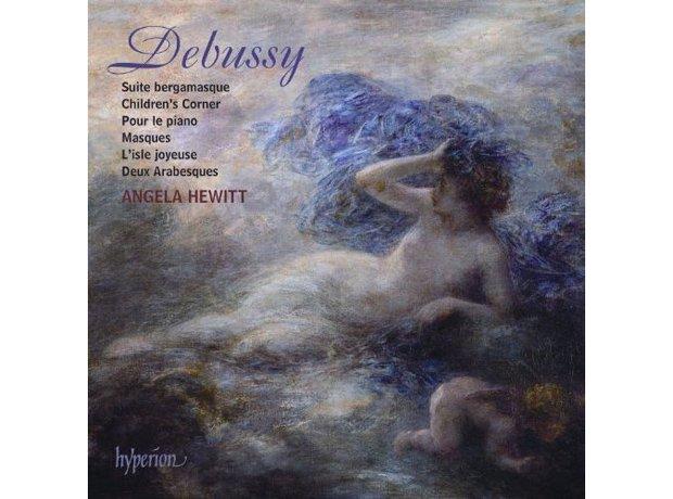 Debussy Arabesque No.1 by Angela Hewitt