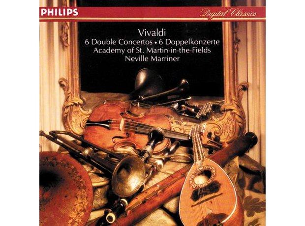 Vivaldi Double Concerto for 2 Mandolins