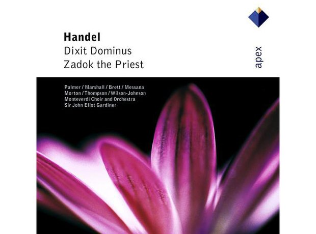 Handel Coronation Anthems