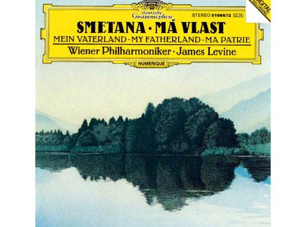 Ma Vlast (including Vltava) (Smetana, Bedrich) album cover