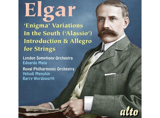 Elgar Enigma Variations (includes Nimrod)