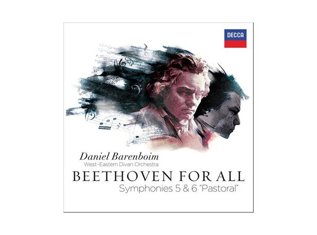 Beethoven Symphony No.6 in F major Opus 68 album cover