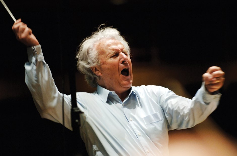 Sir Colin Davis conductor