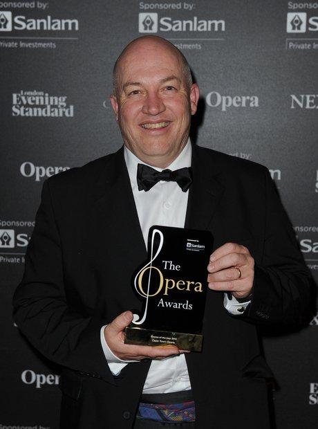 The International Opera Awards 2013