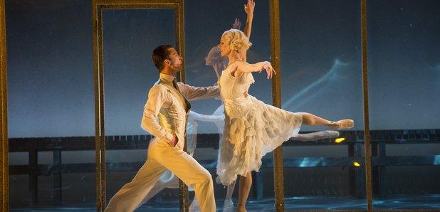 great gatsby northern ballet