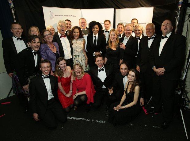 Classic FM Sony Awards 2013