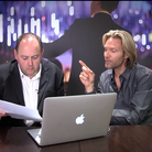 Eric Whitacre and Tim Lihoreau