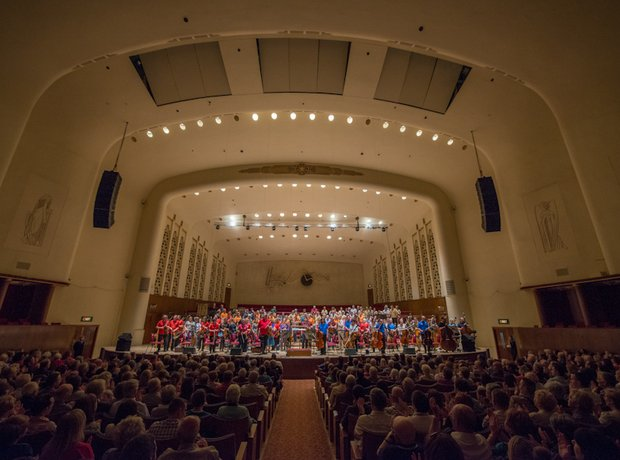 RLPO concert season philharmonic hall