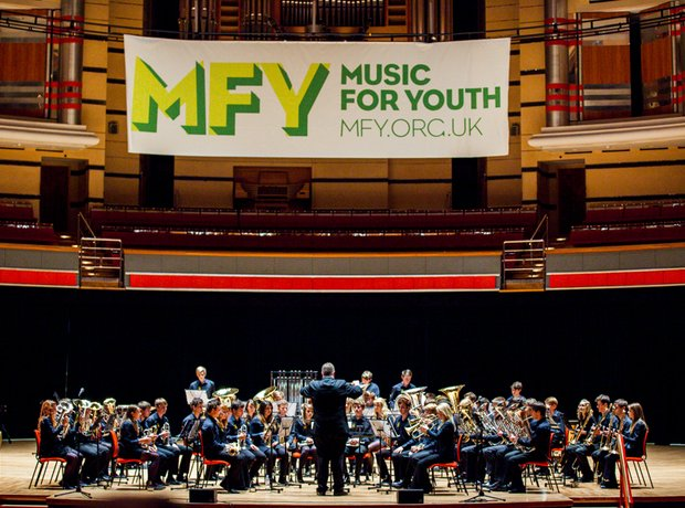 Hampshire County Youth Band
