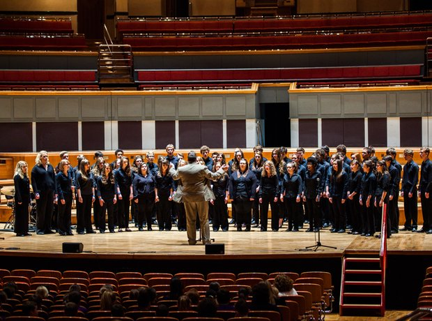 Northamptonshire County Youth Choir
