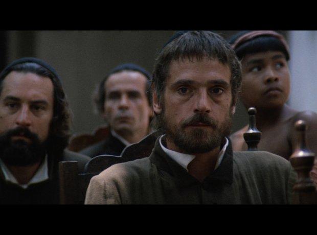 Morricone The Mission Irons De Niro