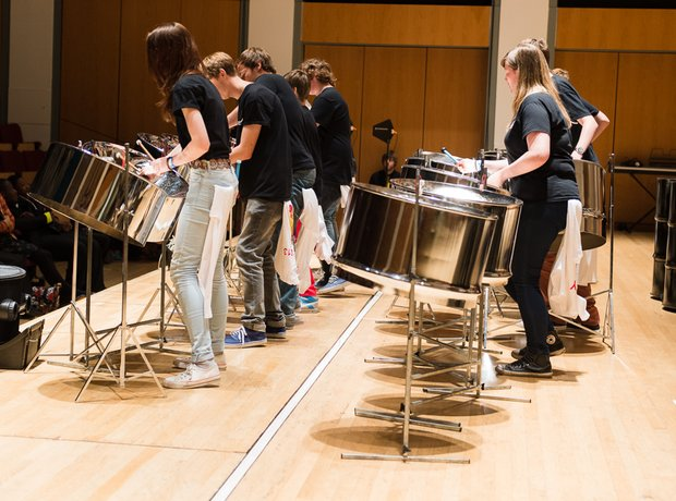 TLA Small Steel Band