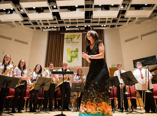 Torfaen Music Centre Big Band