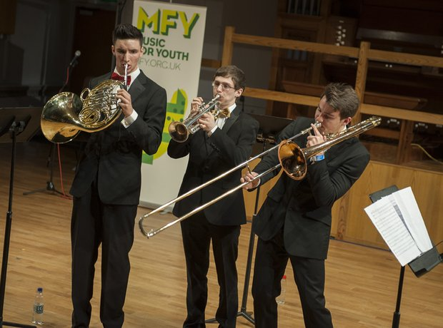 Wellingborough Music & Arts Centre Brass Farthings