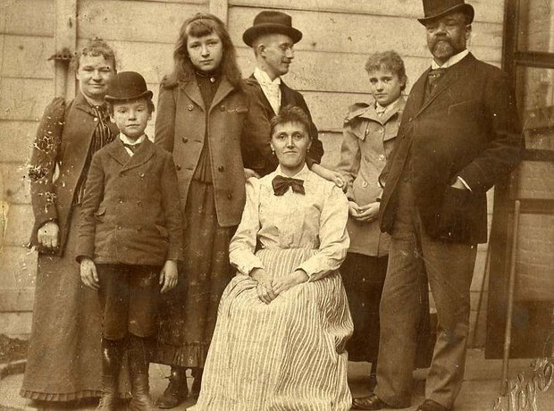 Dvorak family
