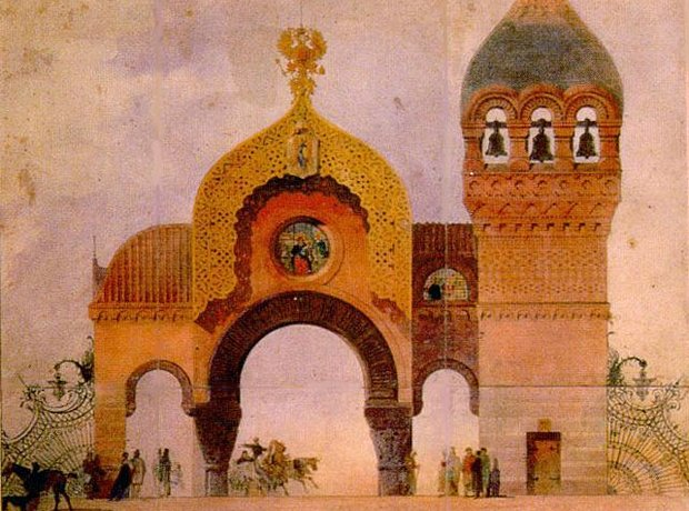 Great Gate of Kiev