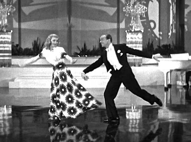 Shall We Dance Astaire Rogers Gershwin