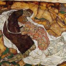 Death and the Maiden Schiele