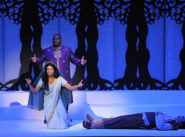 Holst opera Savitri