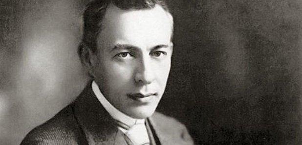 Young Rachmaninov