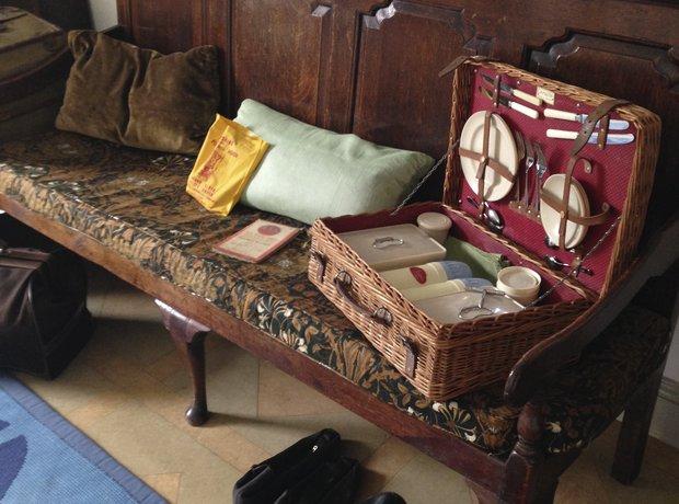 Benjamin Britten Red House picnic Peter Pears Aldeburgh