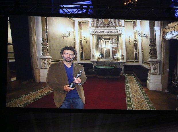 Jonas Kaufmann Classic Brit Awards 2013