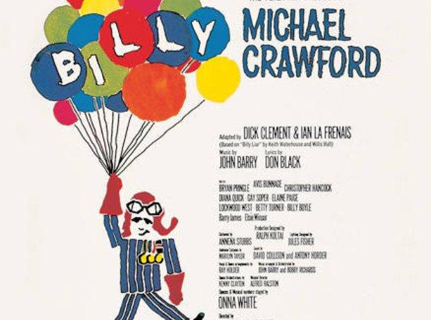 John Barry Billy Michael Crawford