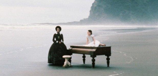 The Piano Holly Hunter Anna Paquin