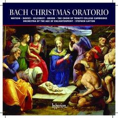 Bach Christmas Oratorio Layton