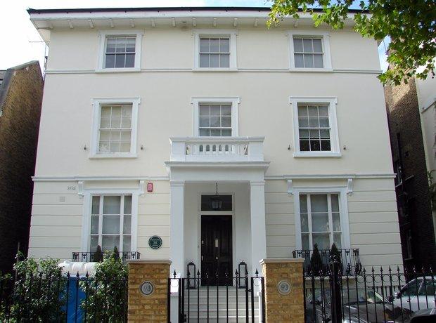 Gerald Finzi birthplace London