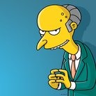 Mr Burns Simpsons