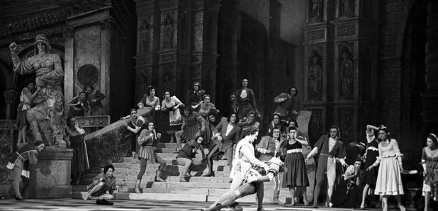 Romeo and Juliet Prokofiev