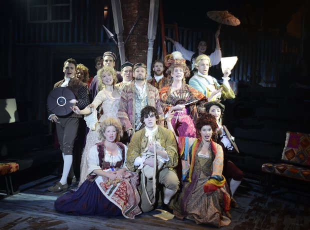 Candide at the Menier Chocolate Factory