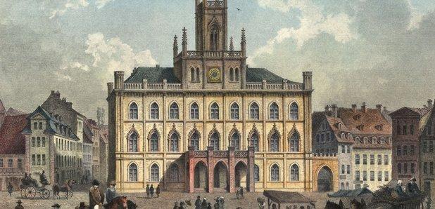 Weimar town hall
